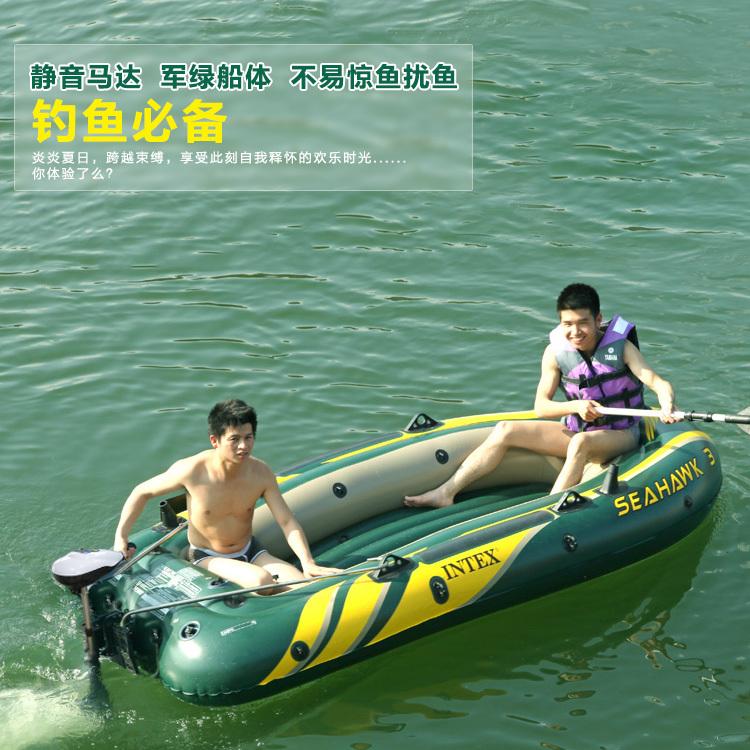 китайские моторы для надувной лодки