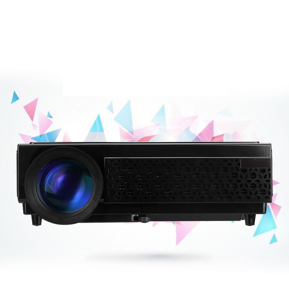 online get cheap networking business card aliexpress com excelvan led 96 led lcd 3d projector 1280 800 2500 lumens proyector av