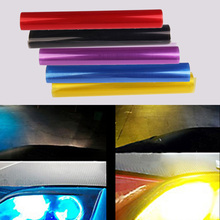 60*30cm Shiny Chameleon Auto Car Styling headlights Taillights Translucent film lights Turned Change Color Car film Stickers(China (Mainland))