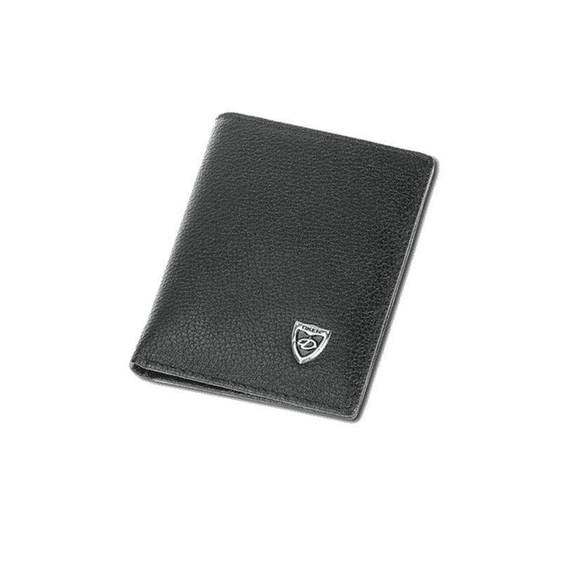 Fashion Men Wallets Mini Wallet of Genuine Leather Small Purse Male Carteira DKER Brand D2027(China (Mainland))
