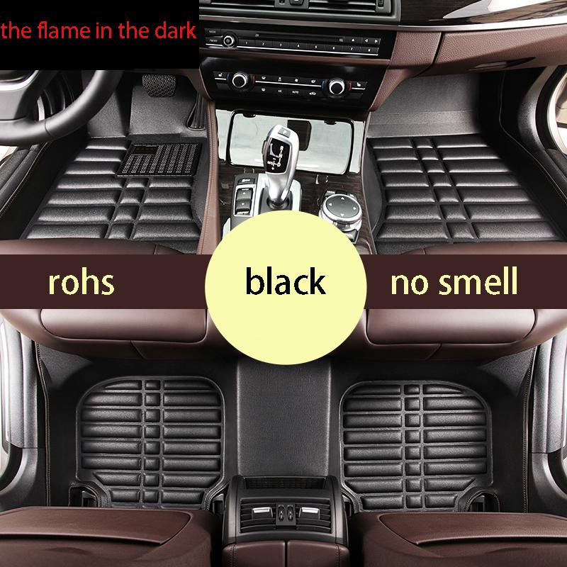 free shipping leather car floor mat carpet rug for Mercedes-Benz M-Class w166 2012-2017 ml350 ml250 ml400 ml550 ml63 amg<br><br>Aliexpress