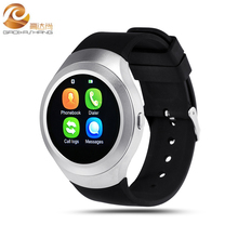 Bluetooth Smart Watch WristWatch L6S Watch For Samsung HTC Huawei LG Xiaomi Android Phone Smartphones Support Sync Call Message