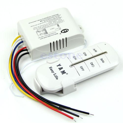 Дистанционный выключатель 3 AC