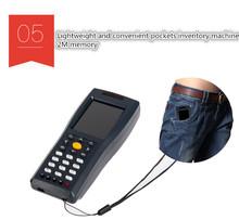 Inventory machine data acquisition wireless scanner courier dedicated gun sweep code handheld terminals(China (Mainland))