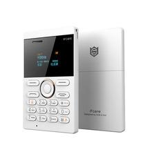 iFcane E1 1inch Mini Cell Card Phone Student Version LED High Clear Screen GSM FM Bluetooth AIEK E1 X6 slim small mobile phone(China (Mainland))