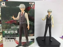 Tokyo Ghoul Uta Pvc Figure Japanese anime Set New In Box Japan Animation Toy Gifts Model 4.95′ 15cm Free shipping KA031