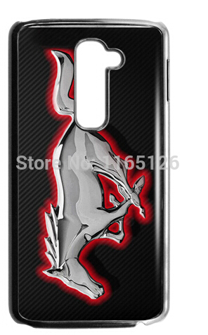 COOL Mustang for LG G2 G3 G4 hard plastic mobile phone cover case(China (Mainland))