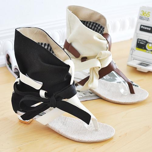 Big Size 34-43 Fashion Women Gladiator T-straps Flat Sandals Ladies Casual Flat Summer Shoes 2015 Brand New Rome Women Sandals(China (Mainland))