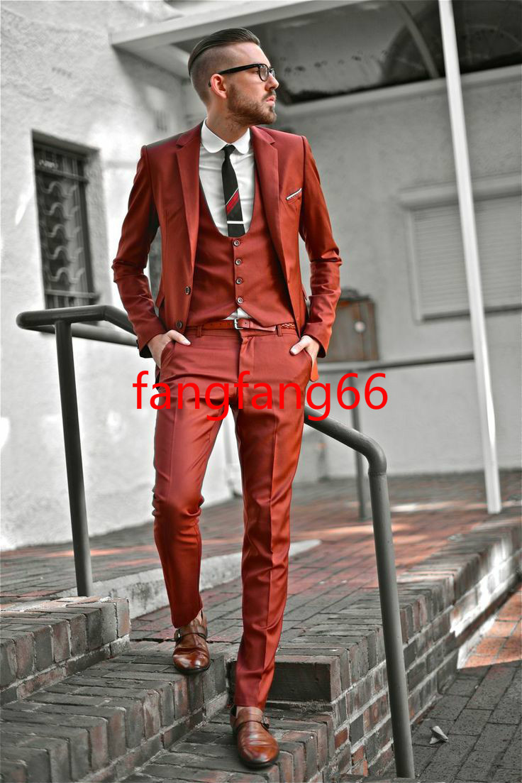 dark red suit jacket - ChinaPrices.net