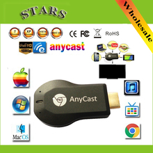 256M Anycast m2 iii ezcast miracast google chromecast hdmi 1080p tv stick wifi Display Receiver dongle for windows ios andriod