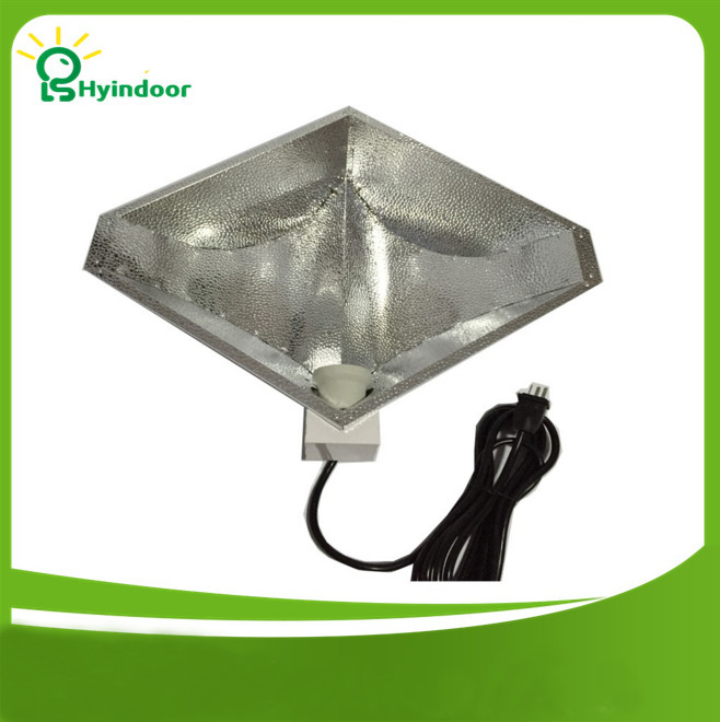 diamond grow lighting reflector for hydroponic
