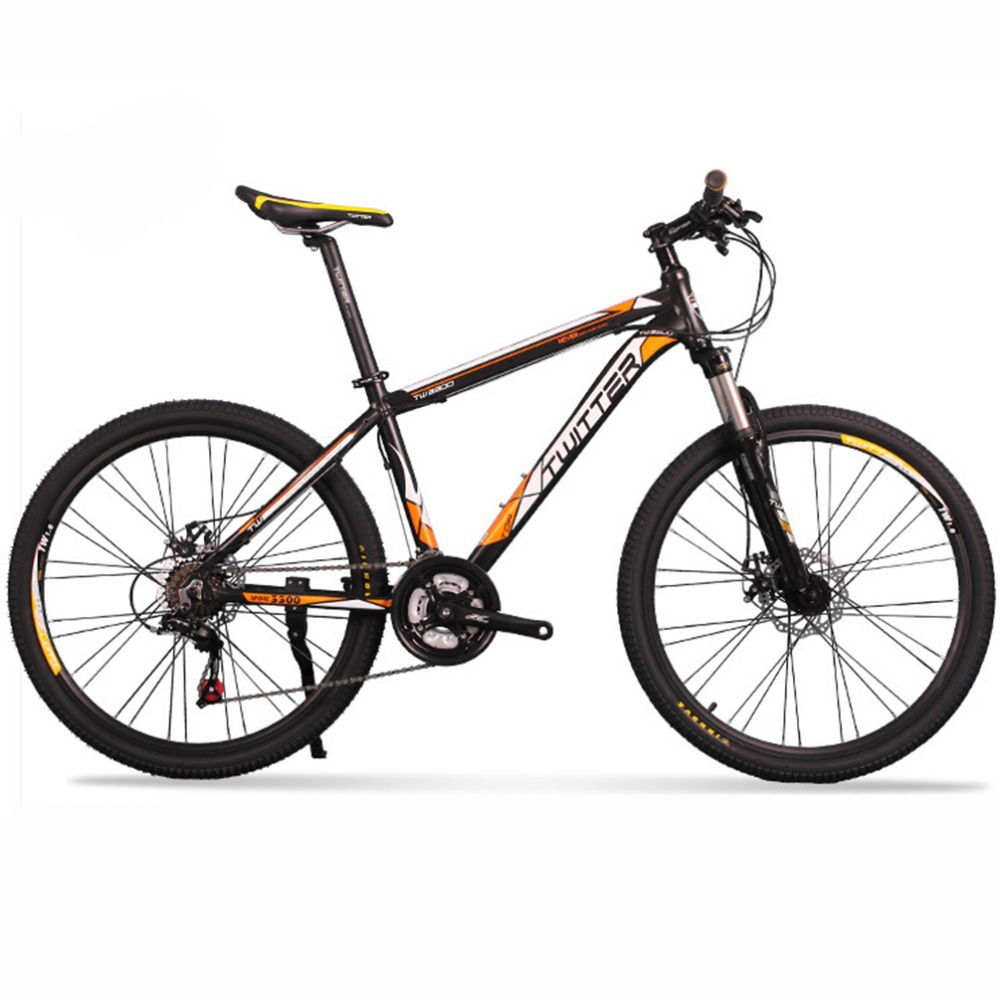 """2016 hot sale Mountain Bike 26""""*18 16.5 inchs mini aluminum Alloy mountain bicycle white complete fixed gear road bikes TW330(China (Mainland))"""