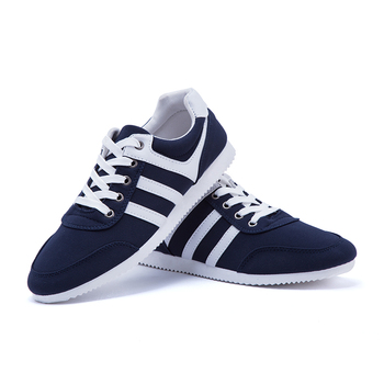 Shoes Men Canvas Shoe Zapatos Hombre Mens 2016 Spring New Zapatos Fashion Daily Casual Man Lace-up Factory Outlet Free Shipping