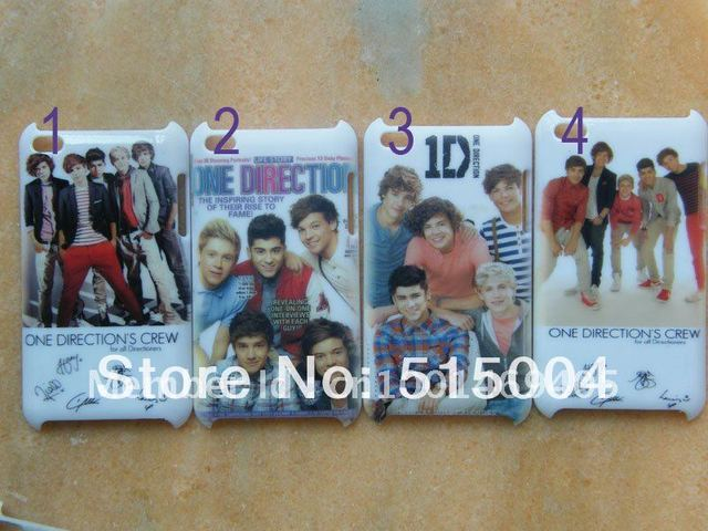 New One Direction ID Case  HARD Back Cover For Ipod Touch 4 4th 20pcs/lot+free shipping-TD01