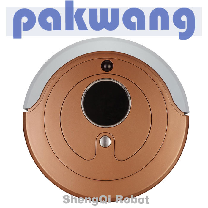 Multifunctional Wet&Dry Robot Vacuum Cleaner A380 Auto Recharge dry cleaning machine(China (Mainland))