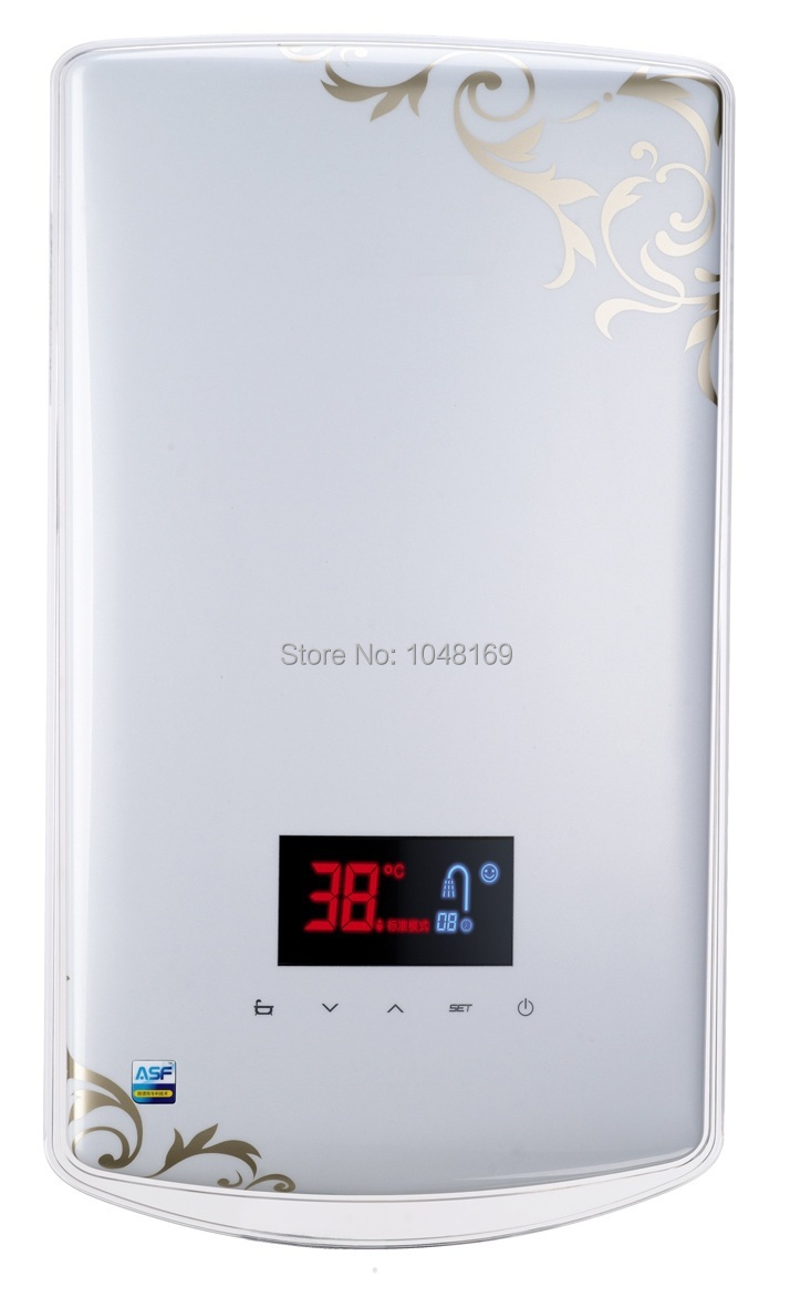 Constant Temperature Electric Tankless Water Heater 8500w