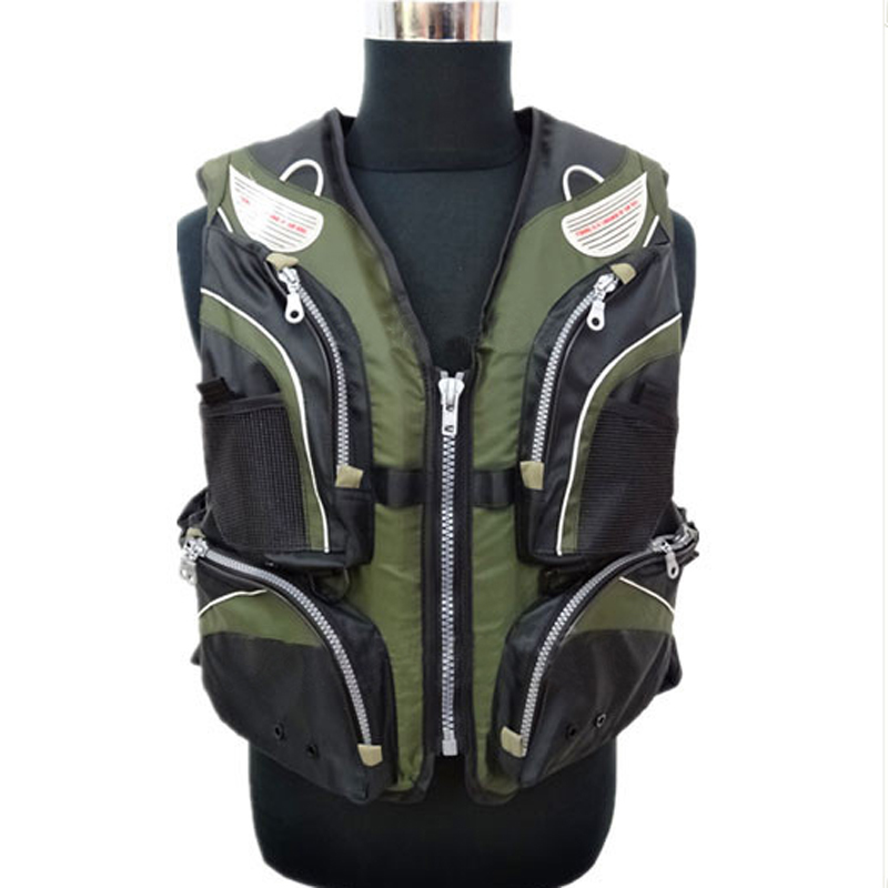 Professional life vest floating for kayak, kitesurf ,surfing,boat fishing jacket lifejacket,chaleco salvavidas(China (Mainland))