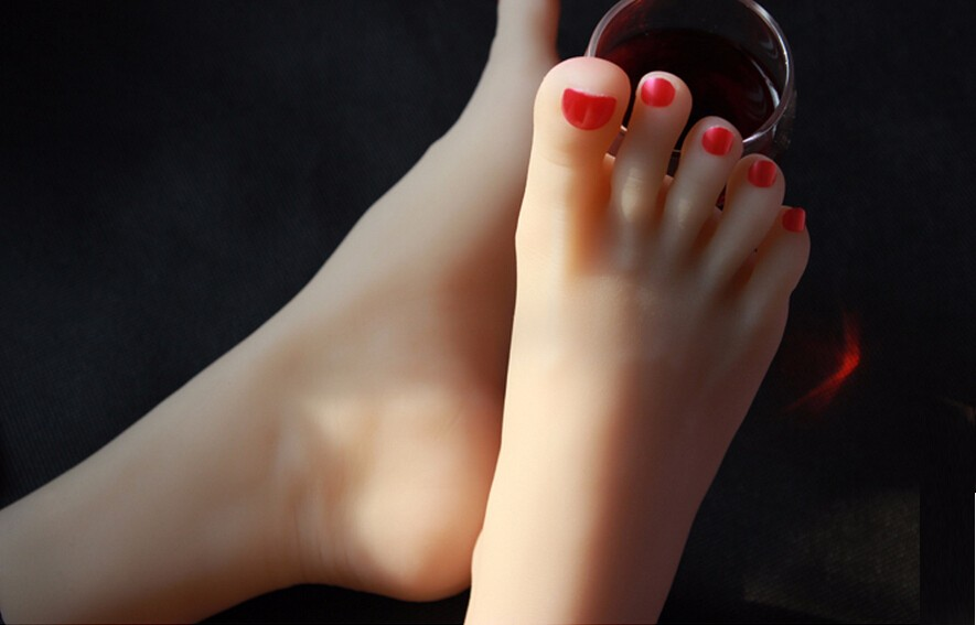 NEW sexy girls gorgeous pussy foot fetish feet lover toys clones model high arch sex dolls product feet worship