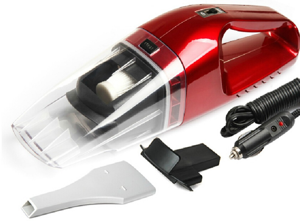 S14469 UNIT YD-5009 Upgrade Version Handheld Car Dry/Wet Vacuum cleaner 3100pa High-Power Super Suction with Replaceable nozzle(China (Mainland))
