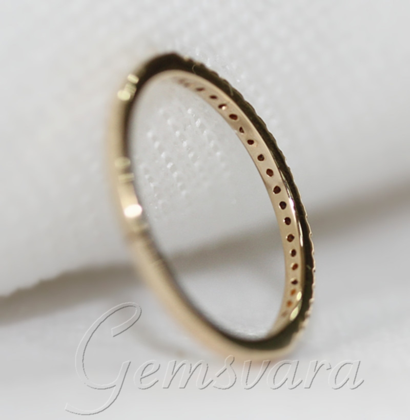 Wedding rings with engraved eternity ring vs wedding band for Wedding band vs engagement ring