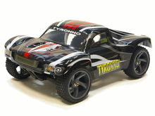 HIMOTO Tyronno 1:18 Scale Electric RC Cars 4WD RTR Short Course Truck Ready to Run 2.4G Radio Brushless Version Mode E18SCL(China (Mainland))