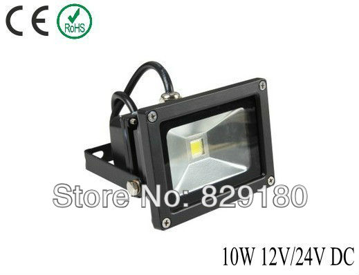 10w dc12v high quality led flood light low voltage outdoor. Black Bedroom Furniture Sets. Home Design Ideas