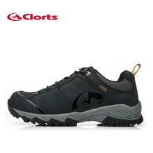 Free Shipping Clorts Men 2014 New Style Hiking Shoes Outdoor Running Shoes Uneebtex Waterproof Shoes Breathable 3D017A/B/C