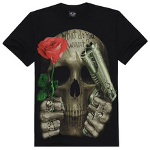 Guns And Roses T-shirt Guns N Roses tee Rock Band GNR casual O Neck Short Sleeve Men t shirt Camiseta M-XXXL