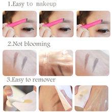 Thot 1 Waterproof Longlasting Eyebrow Pencil Eye Brow Liner Powder Shapper Makeup Tool