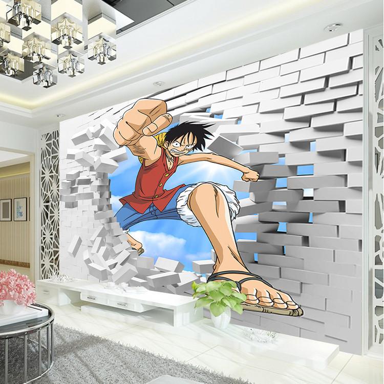 One Piece Luffy Papier Peint Promotion-Achetez des One Piece Luffy Papier Peint Promotionnels ...