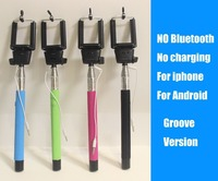 Tripod Monopod Selfie Stick Cable Take Pole Pau de Selfie Lightweight Palo Selfie for iPhone series Extendable Stick for Android