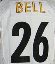 Ben Roethlisberger Jersey, Antonio Brown Jersey, Heath Miller Le'Veon Bell Troy Polamalu Mike Vick Jerseys(China (Mainland))