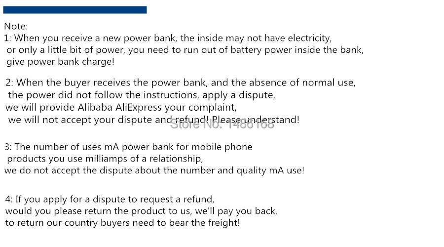 Power Bank 100000mah Portable Charger Powerbank Mobile Phone Backup