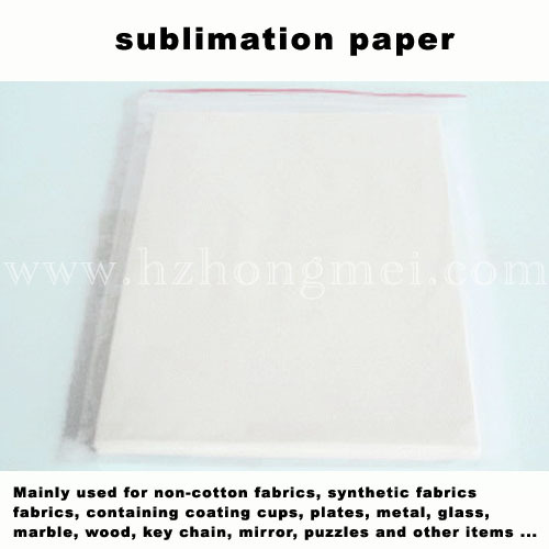 Transfer paper for mug A4 size made-in-Korea for 100 pcs(China (Mainland))