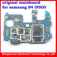100% working Europea version original Motherboard for Samsung Galaxy S4 i9500 unlocked mainboard circuit board