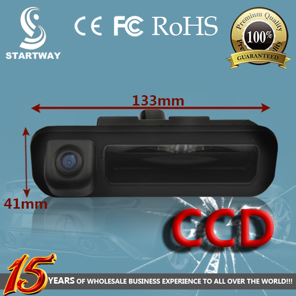 Special Rear View Backup Camera For FORD FOCUS 3 , Kuga Mondeo, Focus Mk3 2011 2012 2013 2014 with Night Vision HD(China (Mainland))