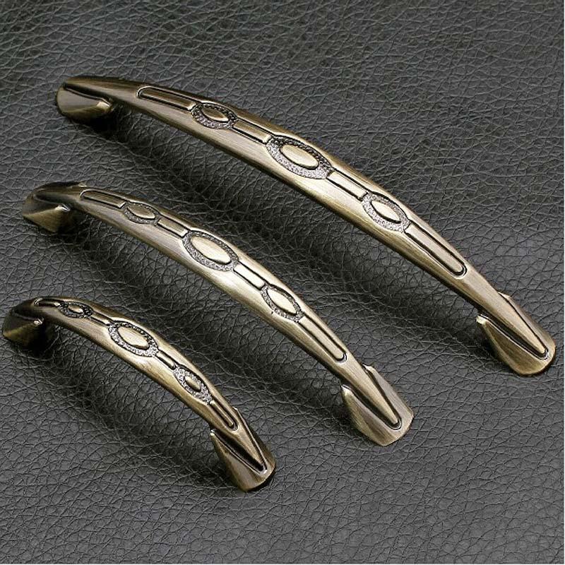 128mm kichen cabinet pulls  bronze cupboard pulls antique zinc alloy drawer dresser wardrobe cupboard handles pulls knobs JS106<br><br>Aliexpress