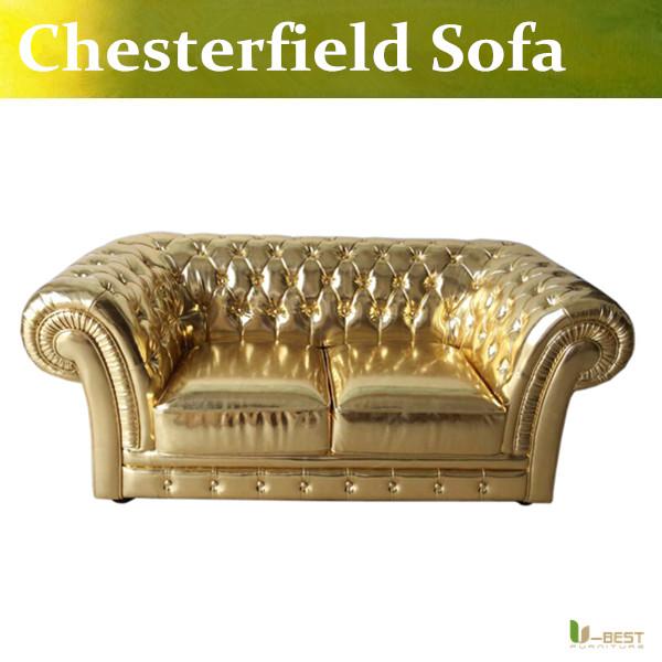 Chesterfield sof de dos plazas compra lotes baratos de for Sofas chesterfield baratos