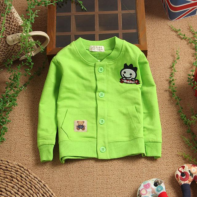 Небольшая детская одежда 0-2 лет ребенок осень ребенок футболка мужской женский ребенок ...