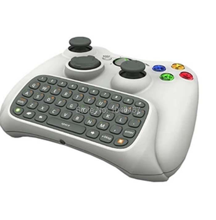 1 PC Text Messenger Keyboard Chatpad Keypad for Xbox 360 Wireless Controller For Xbox Controller 100% Compatible(China (Mainland))