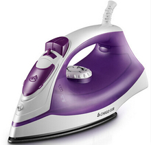 good quality and performance 1100W 5 shifts steam dry iron 80g/min fast spray steam 1.8m cable 200ml tank(China (Mainland))