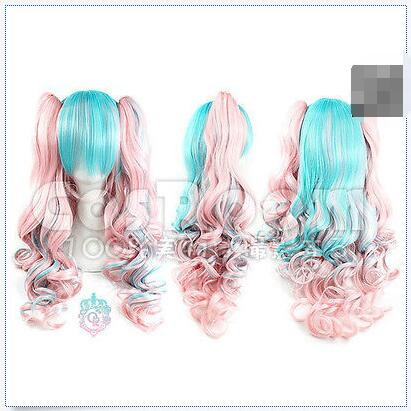 Wholesale heat resistant LY free shipping Pretty Fashion Lolita Cosplay Party font b Wig b font