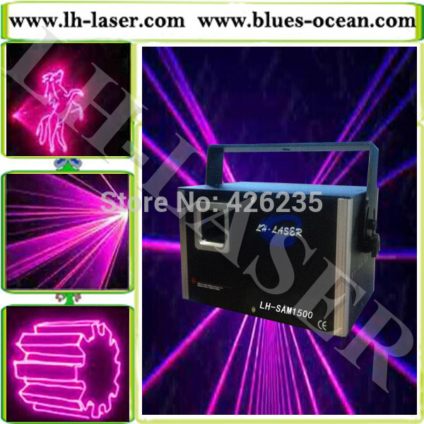 Pink Animation dj lighting effects laser projector for disco club decoration and disco light(China (Mainland))