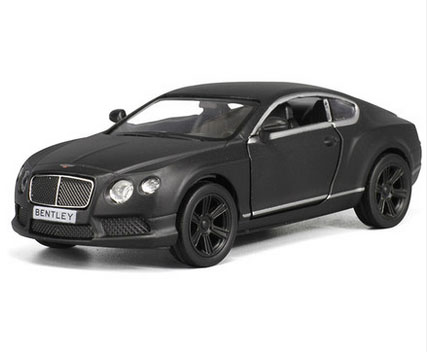RMZ City Bentley Continental 1/36 Scale 5 Inch Diecast Vehicles Model Car Toys Best Gift for Children(China (Mainland))