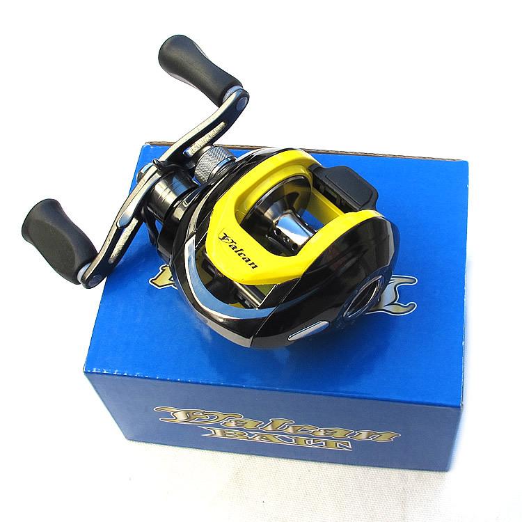 Buy valcan 11 bearing fishing lure reel for Fish drops reels