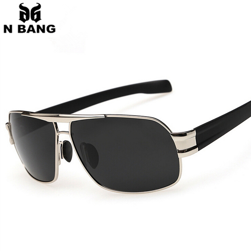 Polarized classic 2015 sunglasses men driving square frame design high-definition strong resistance to impact  free shipping(China (Mainland))