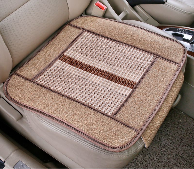 summer breathable mesh ice silk car seat cushion office home chair cover cooling in automobiles. Black Bedroom Furniture Sets. Home Design Ideas