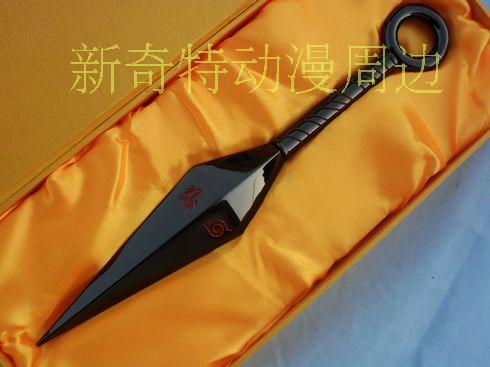 minato naruto ninja metal kunai shuriken cosplay weapon for naruto shippuden cosplay accessories(China (Mainland))