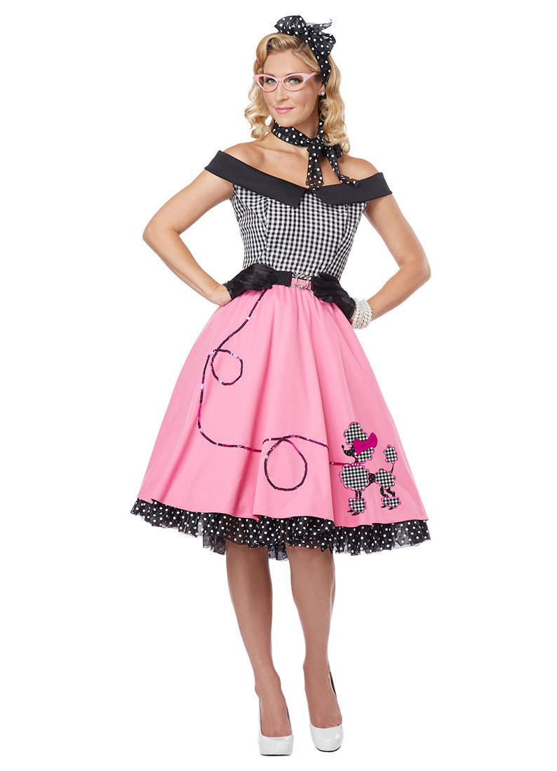 1950s Fancy Dress Plus Size Dress Costume,plus Size