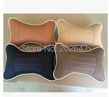 GV-CP01winter car seat pillows car headrest warm neck pillows bone car care pillow back support cushion lumbar support for chair